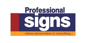 Professional Signs
